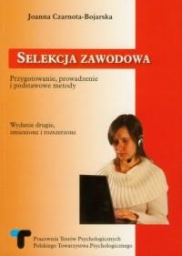 Selekcja zawodowa - okładka książki