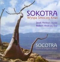 Sokotra. Wyspa Smoczej Krwi - okładka książki
