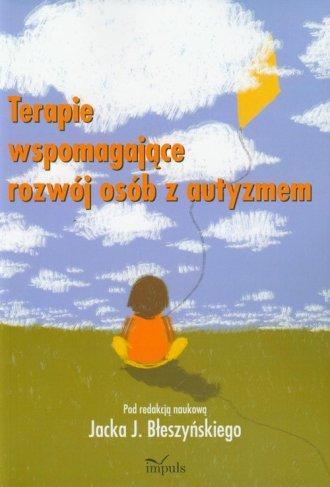 Terapie wspomagające rozwój osób - okładka książki