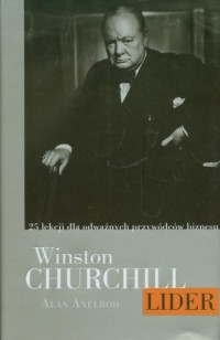 Winston Churchill. Lider - okładka książki