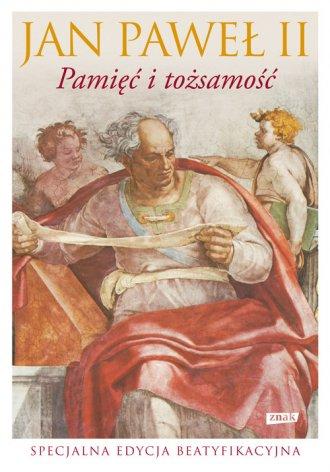 ksi��ka -  Pami�� i to�samo��. Rozmowy na prze�omie tysi�cleci - Jan Pawe� II