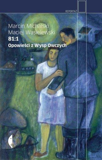 81:1. Opowieści z Wysp Owczych - okładka książki