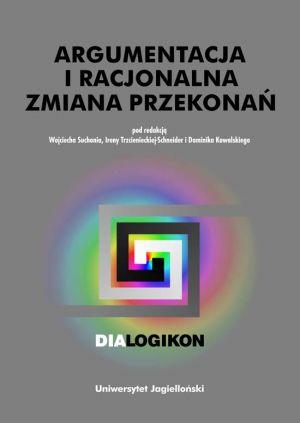 Argumentacja i racjonalna zmiana - okładka książki
