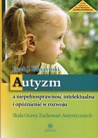 Autyzm a niepełnosprawność intelektualna - okładka książki