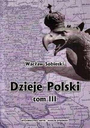 Dzieje Polski. Tom 1-3 - zdjęcie reprintu, mapy