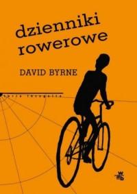 Dzienniki rowerowe - okładka książki