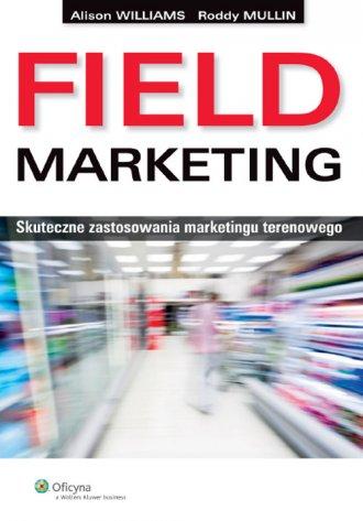 Field Marketing - okładka książki