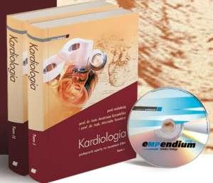 Kardiologia. Podręcznik oparty - okładka książki