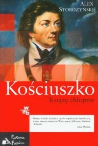 Kościuszko, książę chłopów - okładka książki