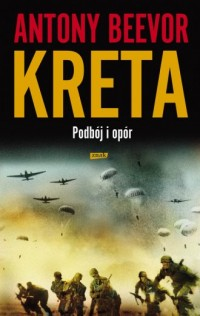 Kreta. Podbój i opór - okładka książki