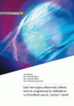 Leki hamujące aktywność układu - okładka książki