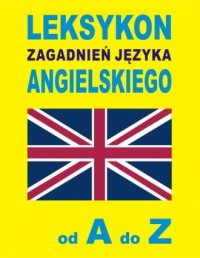 Leksykon zagadnień języka angielskiego - okładka podręcznika