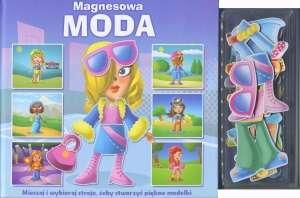 Magnesowa moda - okładka książki