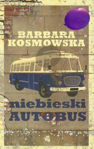 Niebieski autobus - okładka książki