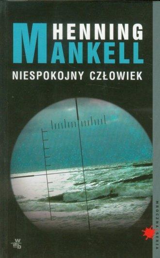 Niespokojny człowiek - okładka książki