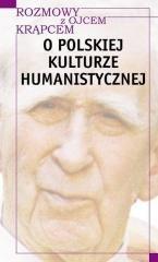 O polskiej kulturze humanistycznej - okładka książki