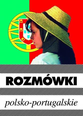 Rozmówki polsko-portugalskie - okładka książki
