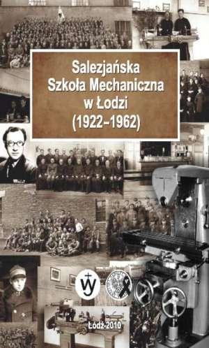 Salezjańska Szkoła Mechaniczna - okładka książki