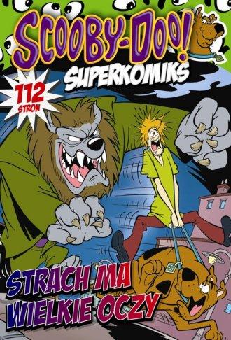 Scooby Doo - okładka książki