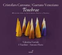Tenebrae (CD) - okładka płyty