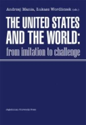 The United States and the World - okładka książki