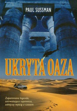 Ukryta Oaza - okładka książki