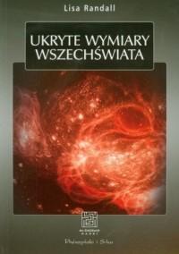 Ukryte wymiary Wszechświata - okładka książki