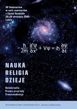Uniwersalia. Prawa przyrody. Transcendencja - okładka książki