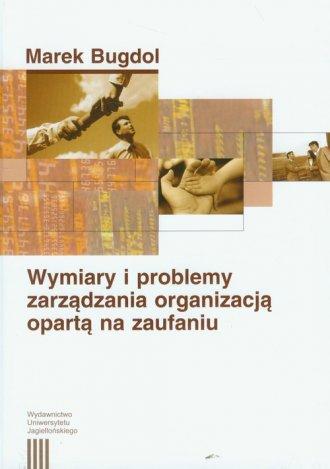 Wymiary i problemy zarządzania - okładka książki