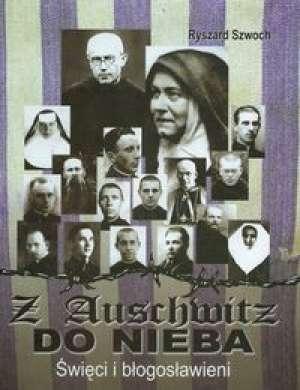 Z Auschwitz do nieba - okładka książki