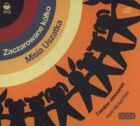 Zaczarowane kółko Misia Uszatka (CD) - pudełko audiobooku