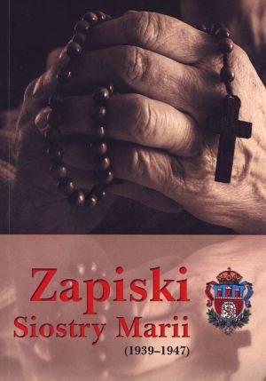 Zapiski Siostry Marii - okładka książki