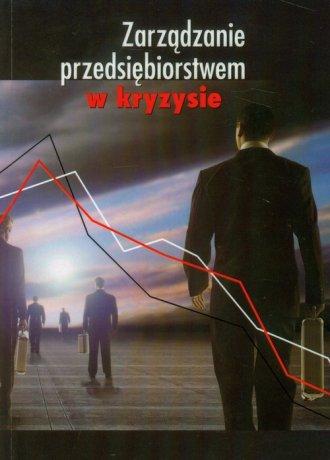 Zarządzanie przedsiębiorstwem w - okładka książki