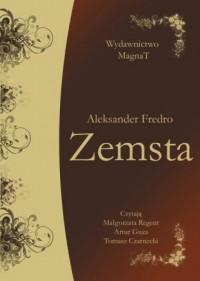 Zemsta (CD) - okładka książki