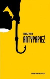 Antypapież - okładka książki