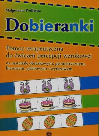 Dobieranki - okładka książki