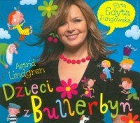 Dzieci z Bullerbyn (CD mp3) - Astrid Lindgren - okładka książki