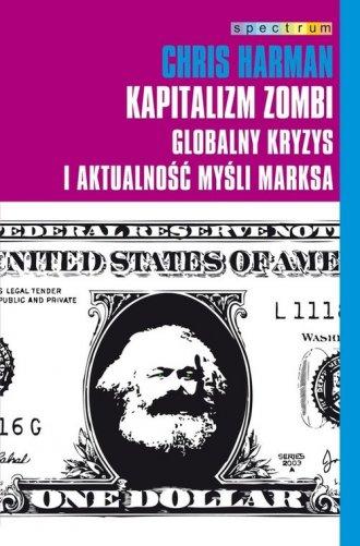 Kapitalizm zombi. Globalny kryzys - okładka książki