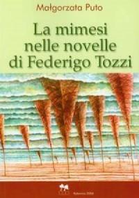La mimesi nelle novelle di Federigo Tozzi - okładka książki