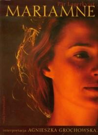 Mariamne (CD) - pudełko audiobooku