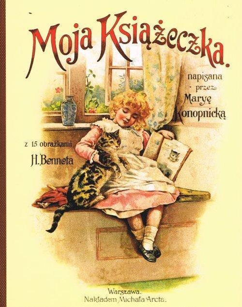 Moja Książeczka - zdjęcie reprintu, mapy