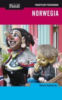 Norwegia. Praktyczny przewodnik - okładka książki