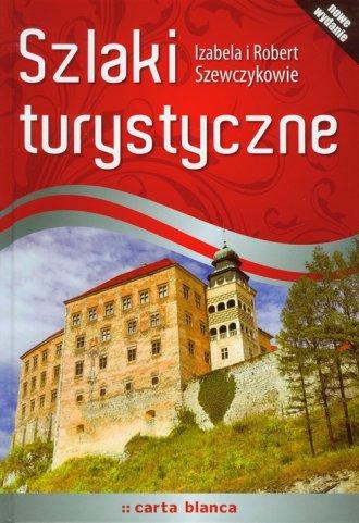 Szlaki turystyczne - okładka książki
