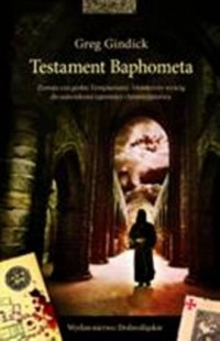 Testament Baphometa - okładka książki