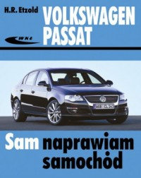 Volkswagen Passat od marca 2005 - okładka książki