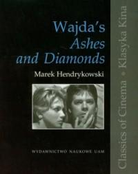Wajda s Ashes and Diamonds - okładka książki