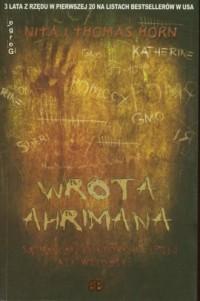 Wrota Ahrimana - okładka książki