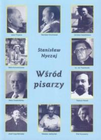 Wśród pisarzy - okładka książki