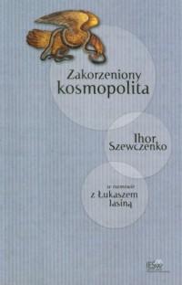 Zakorzeniony kosmopolita - okładka książki