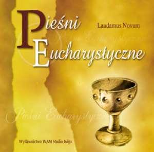 ok�adka audiobooka - Pie�ni eucharystyczne - Pawe� Piotrowski
